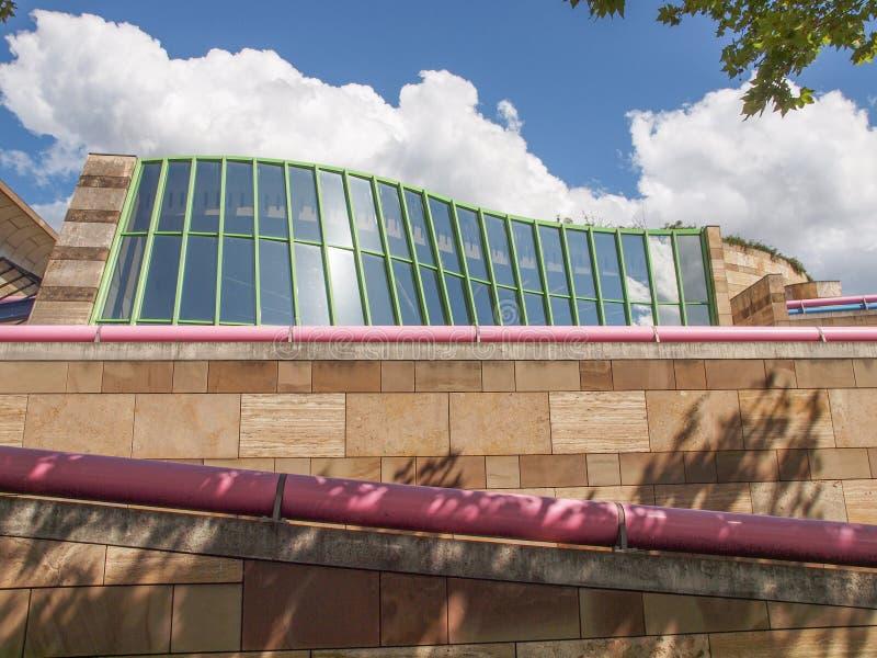 Neue Staatsgalerie à Stuttgart photographie stock libre de droits