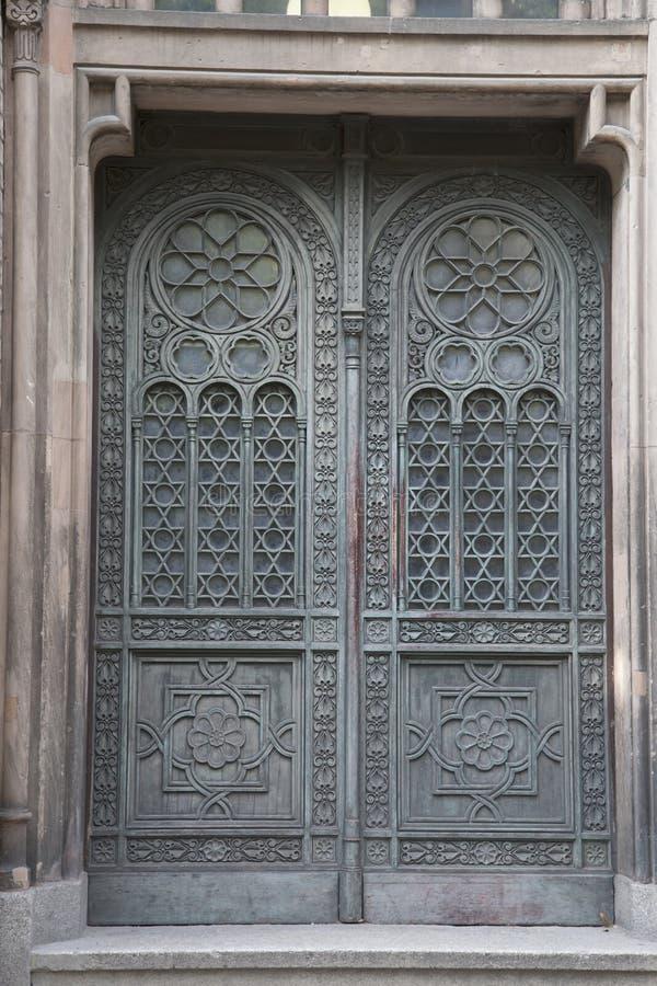 Neue Synagoge, Berlijn, Duitsland royalty-vrije stock foto