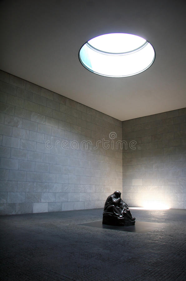 Neue Wache Berlino Germania immagine stock libera da diritti
