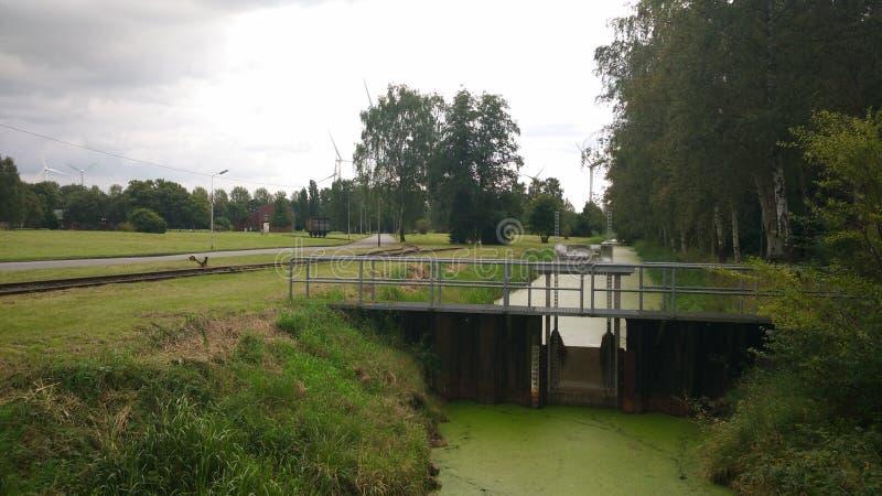 Neuengamme Landscape stock photography