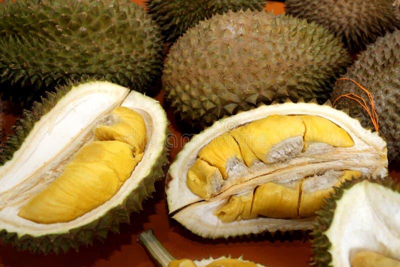Neuer Durianstall lizenzfreie stockfotos