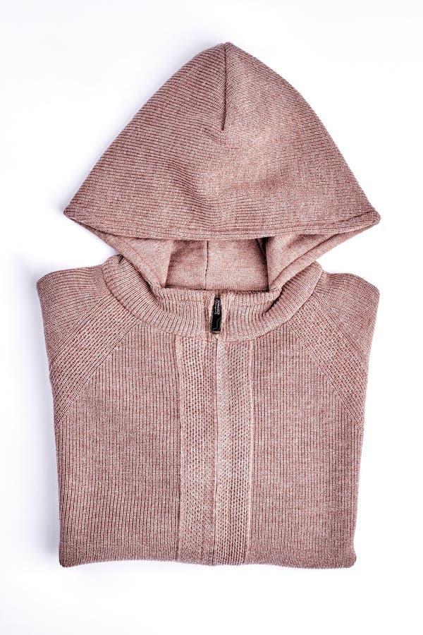 Neuer mit Kapuze Pullover für Kinder lizenzfreies stockfoto
