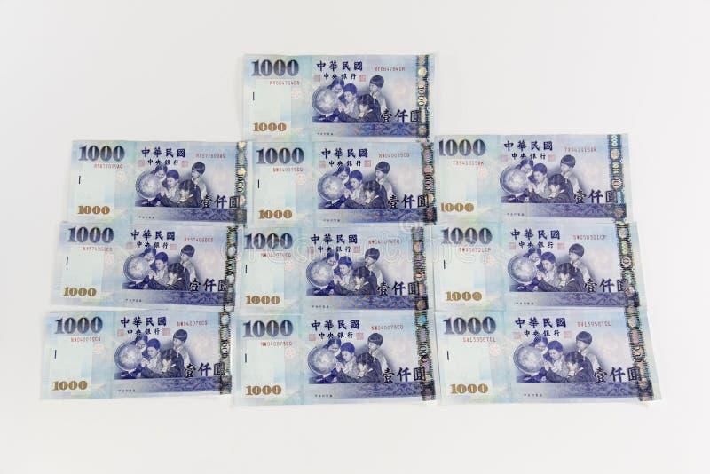 Neuer Taiwan-Dollar stockbilder