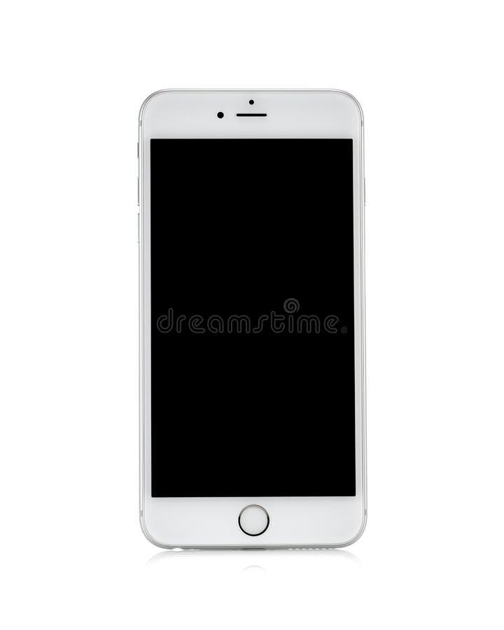 Neues Apple-iPhone 6 Plus-Front Side lizenzfreies stockfoto