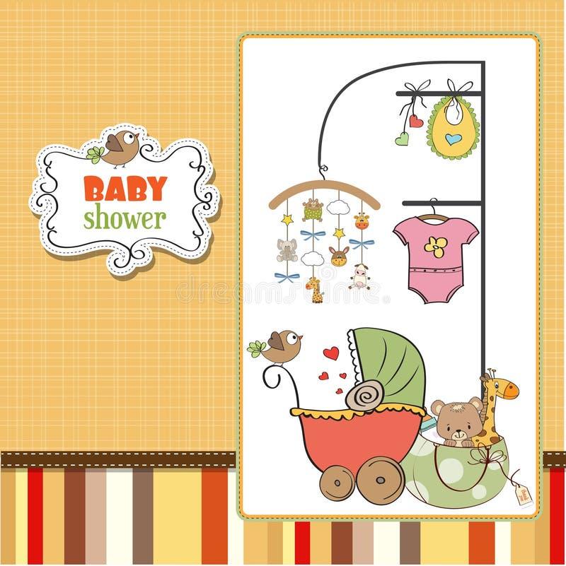 Neues Baby vektor abbildung