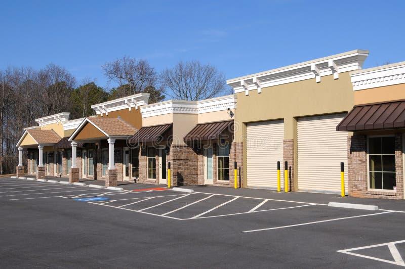 Neues Handelsgebäude lizenzfreie stockfotos