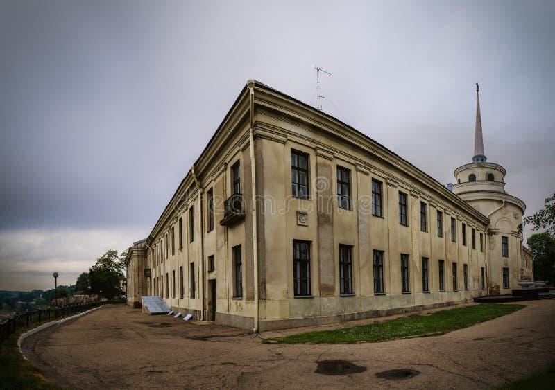 Neues Hrodna-Schloss lizenzfreie stockfotografie