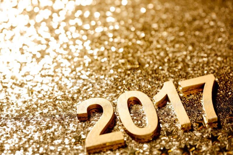 Neues Jahr-Dekoration stockbilder