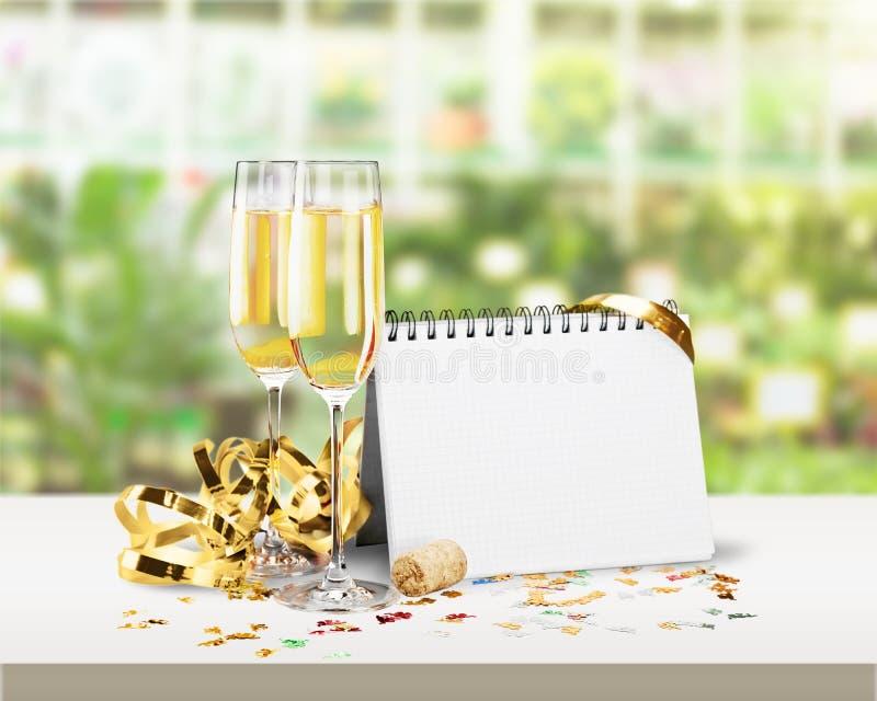 Neues Jahr ` s Eve lizenzfreies stockfoto