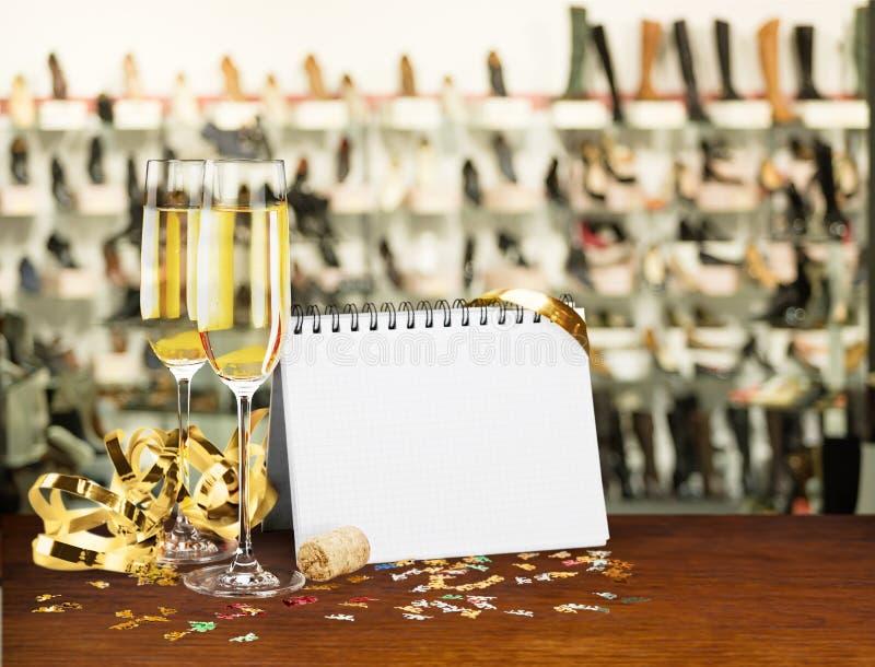 Neues Jahr ` s Eve stockfoto