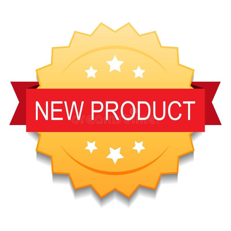 Neues Produkt lizenzfreie abbildung