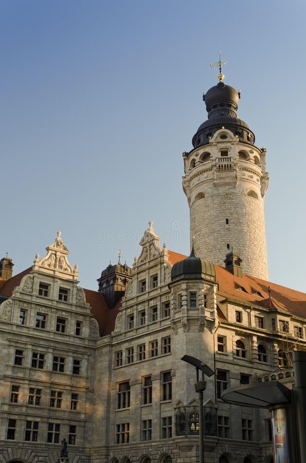 Neues Rathaus obraz royalty free