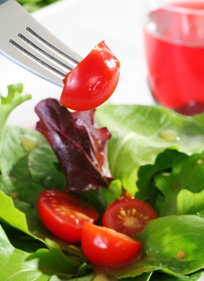 Neues tomatoe lizenzfreies stockfoto