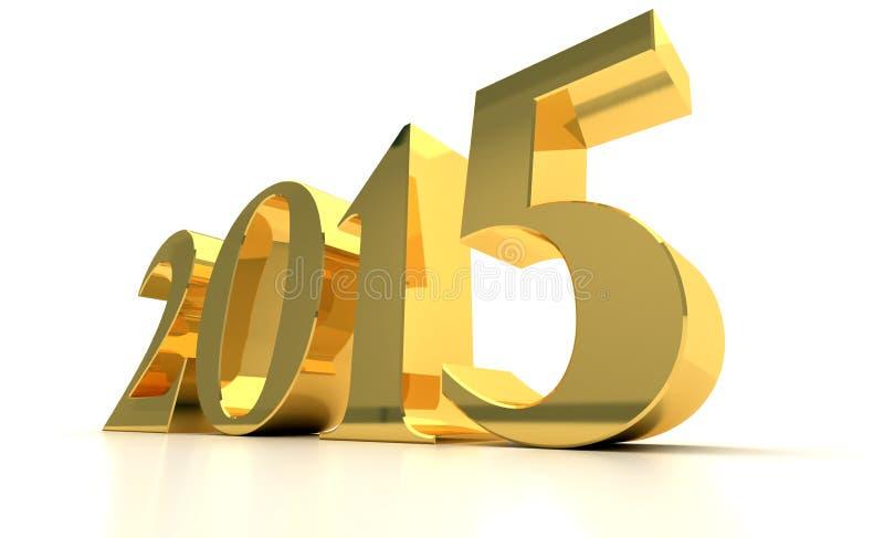 An neuf 2015 photos stock