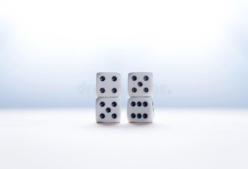 Neuf onze des nombres de matrices 9-11 concept images stock