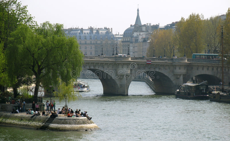 neuf pont στοκ εικόνες με δικαίωμα ελεύθερης χρήσης