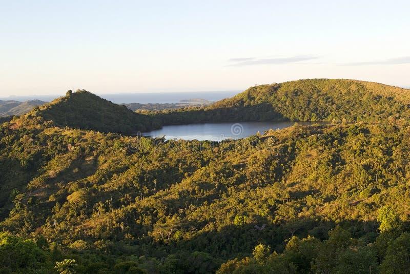 Neugierig seien Sie, Madagaskar stockfotos