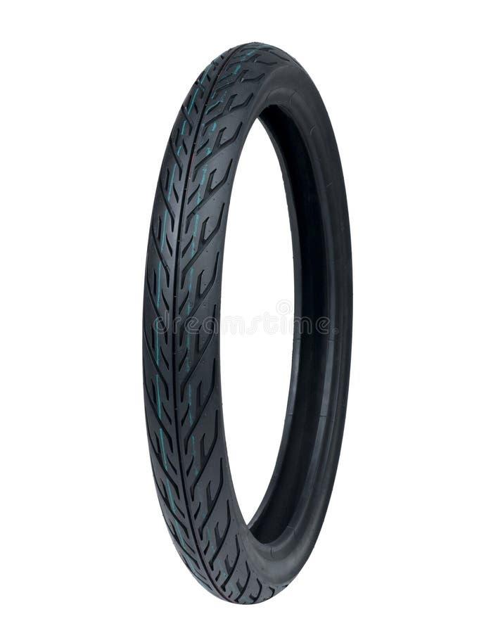 Neumático De La Motocicleta Imagen de archivo