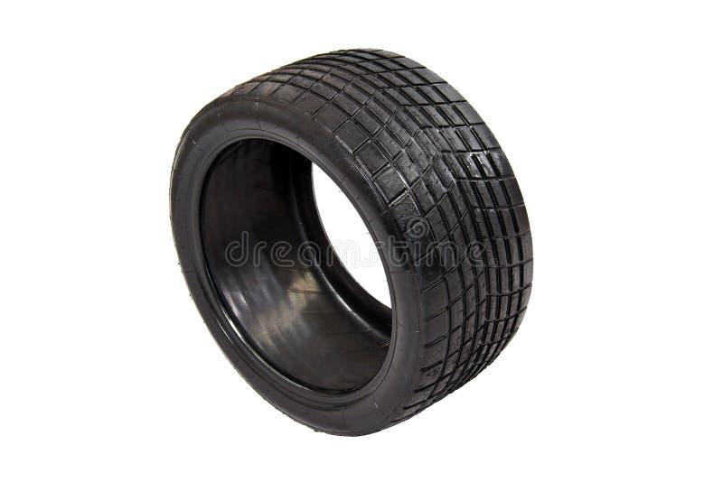 Neumático radial sin tubo de la raza fotos de archivo