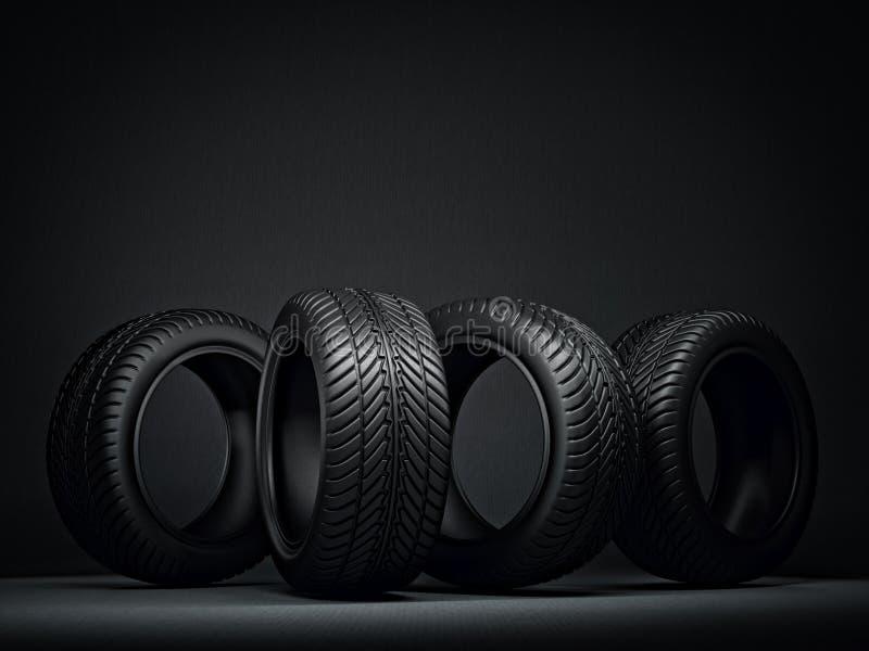 neumáticos libre illustration