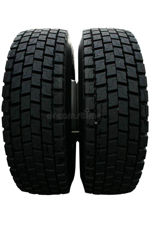 Neumáticos del carro imagen de archivo