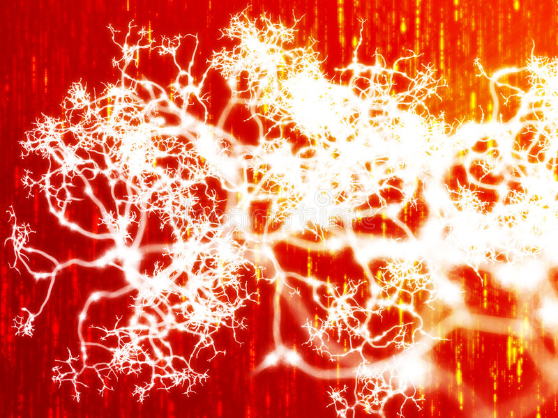 Download Neural Network Stock Photo - Image: 6288620