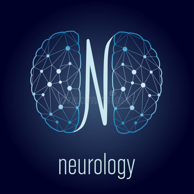 Neurology concept vector illustration