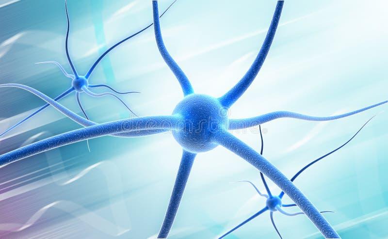 Neuron ilustracji