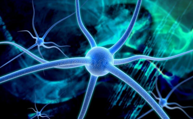 Neuron vector illustratie