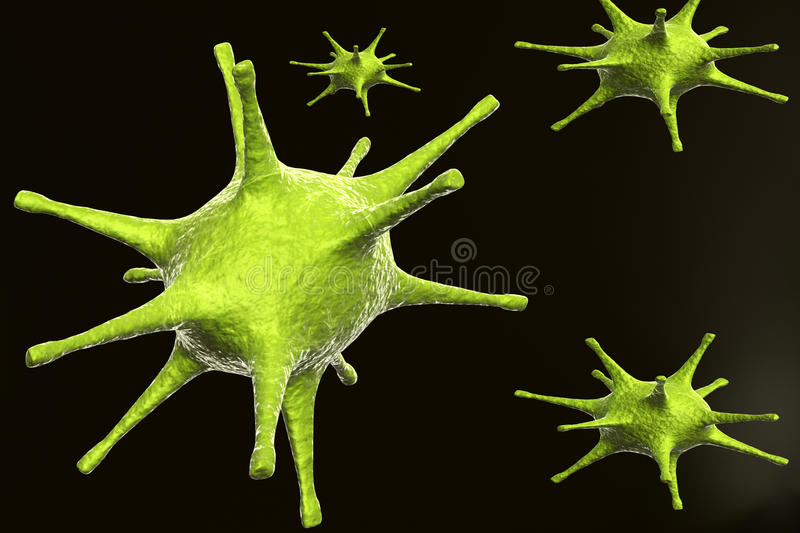 Download Neurons stock illustration. Image of biology, science - 20027760