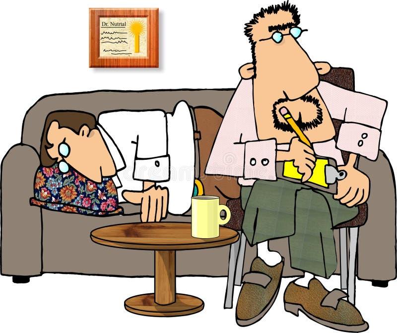 neuropsychiatria ilustracji