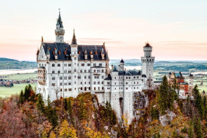 Neuschwanstein zdjęcie royalty free