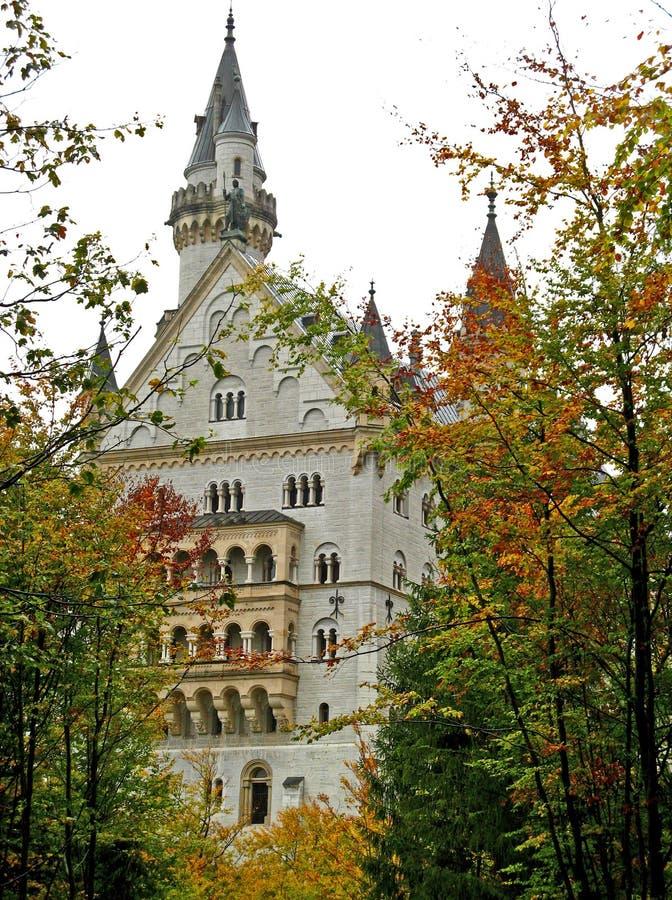 Neuschwanstein Castle 04 royalty free stock photo