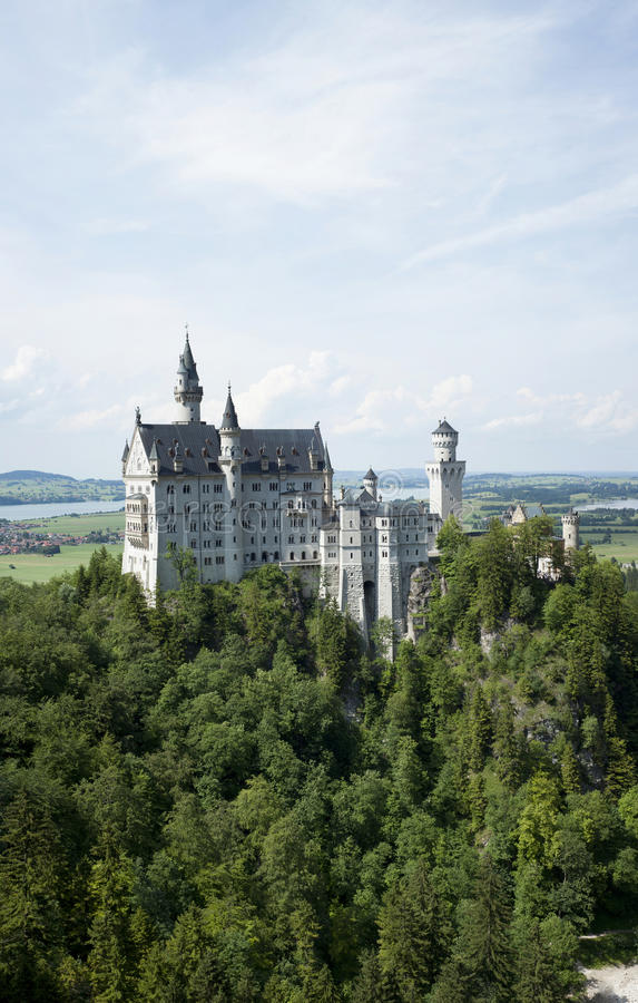 Free Neuschwanstein Castle. Stock Photography - 23383172
