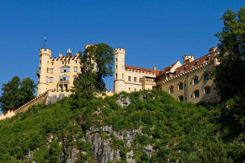Download Neuschwanstein Castle stock photo. Image of king, castle - 37850122