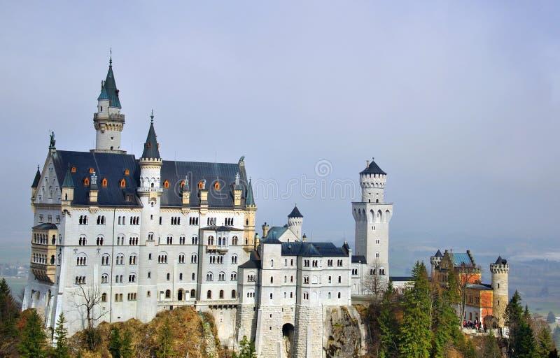 Neuschwanstein royalty free stock photo