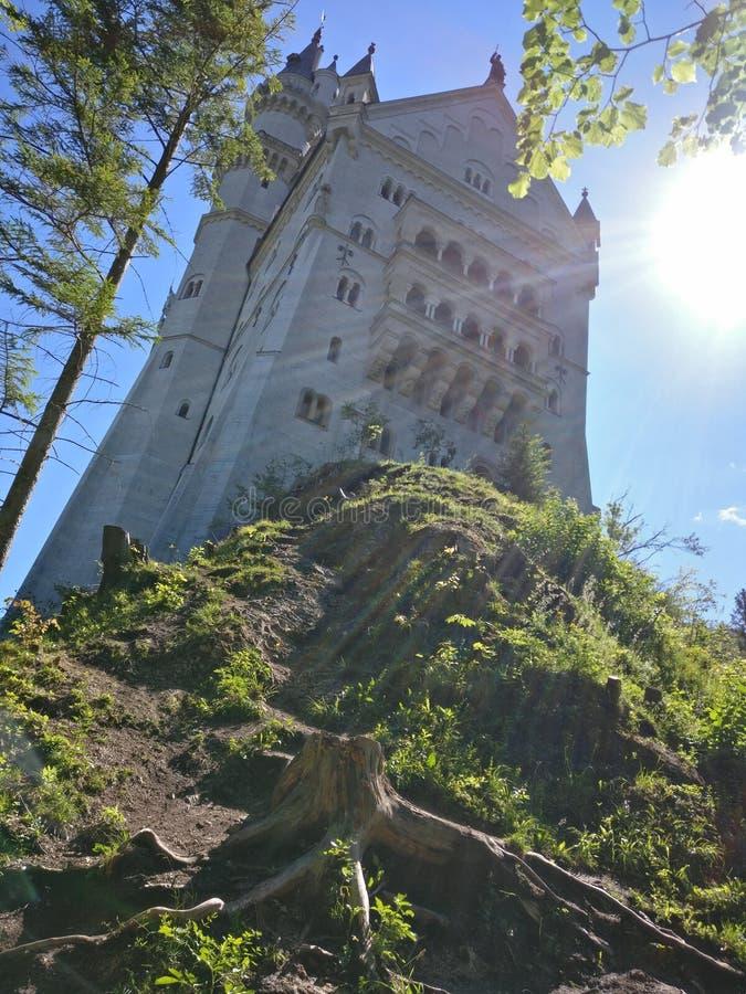 Neuschwanstein royalty free stock image