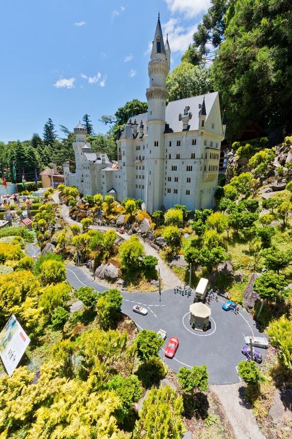 Free Neuschwanstein Castle Mini World Gramado Brazil Royalty Free Stock Photo - 20614375