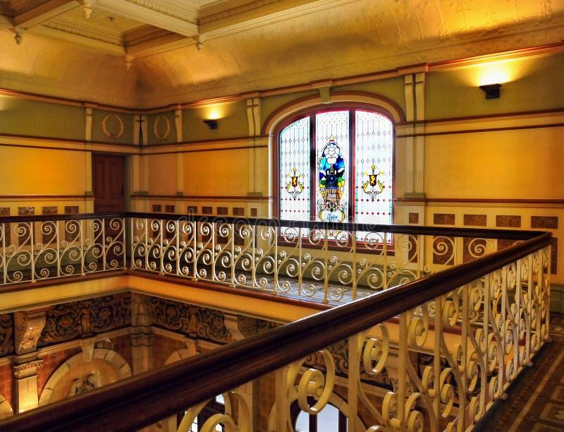 Download Neuseeland, Dunedin, Historischer Bahnhof Redaktionelles Foto - Bild von gleis, canterbury: 96926181