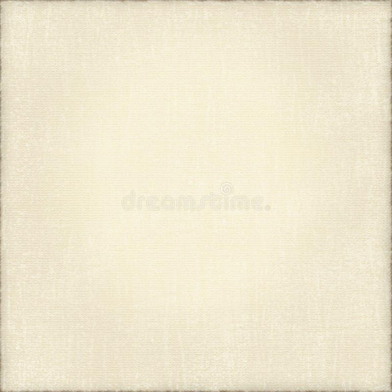 Neutraal Tan Cream Background Rustic Beachside-Huwelijk meer royalty-vrije stock afbeelding