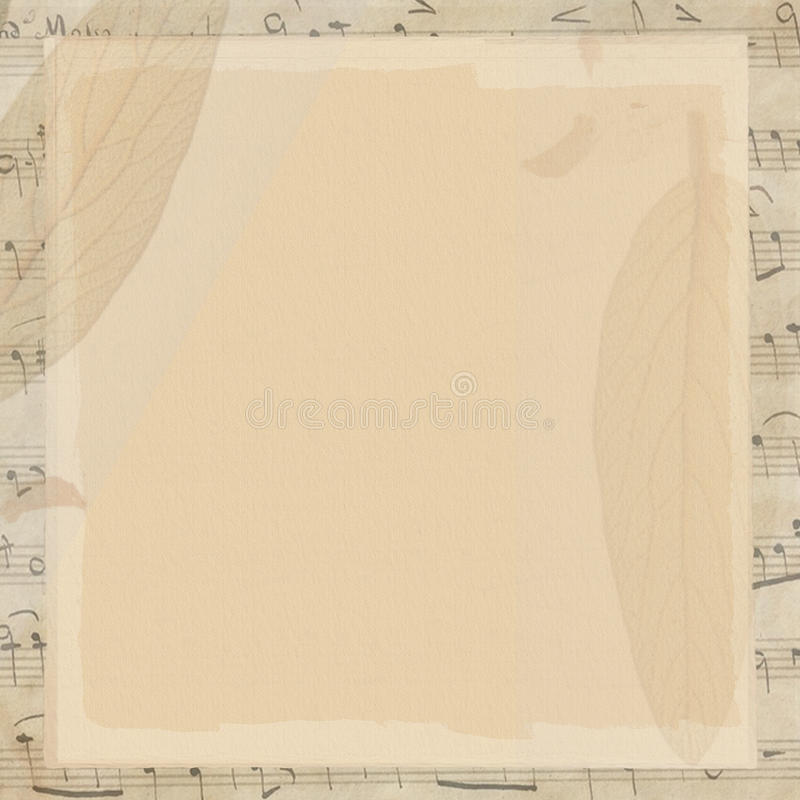 Neutral base effect canvas for artistic bases,cream cologne and vintage frame. Neutral base effect canvas for artistic basescanvas for artistic bases, for banner royalty free stock photos