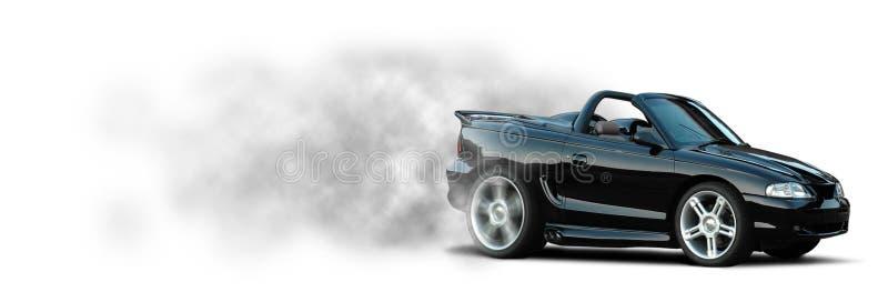 Download Neutralização Do Carro De Esportes - Mustang Foto de Stock - Imagem de raça, rápido: 16863210
