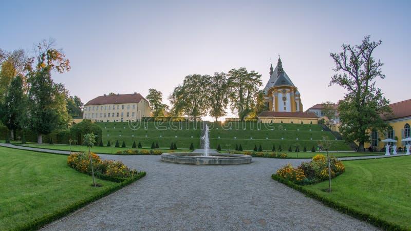 Neuzelle-Kloster, Deutschland stockbilder