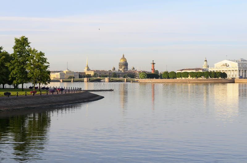 Download Neva River - St. Petersburg, Russia. Stock Image - Image: 20286879