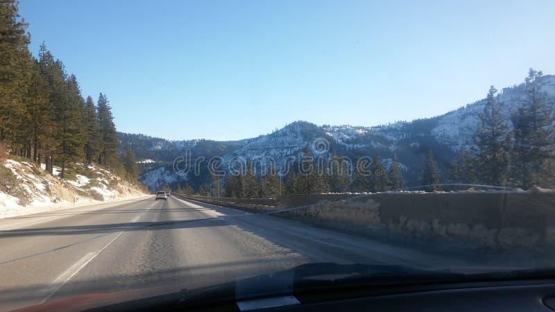 nevada fotografia stock