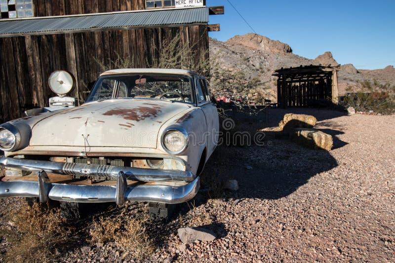 Nevada Desert stockfotografie