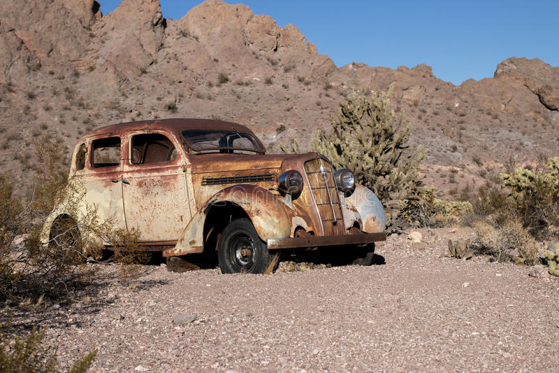 Nevada desert royalty free stock image