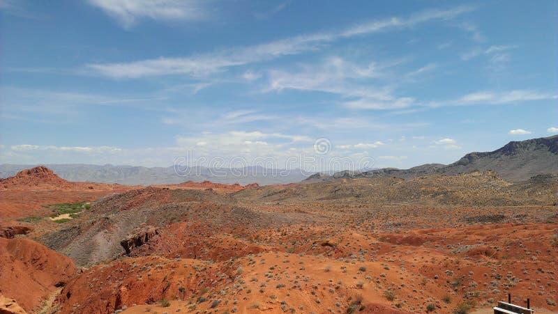 Nevada fora imagem de stock