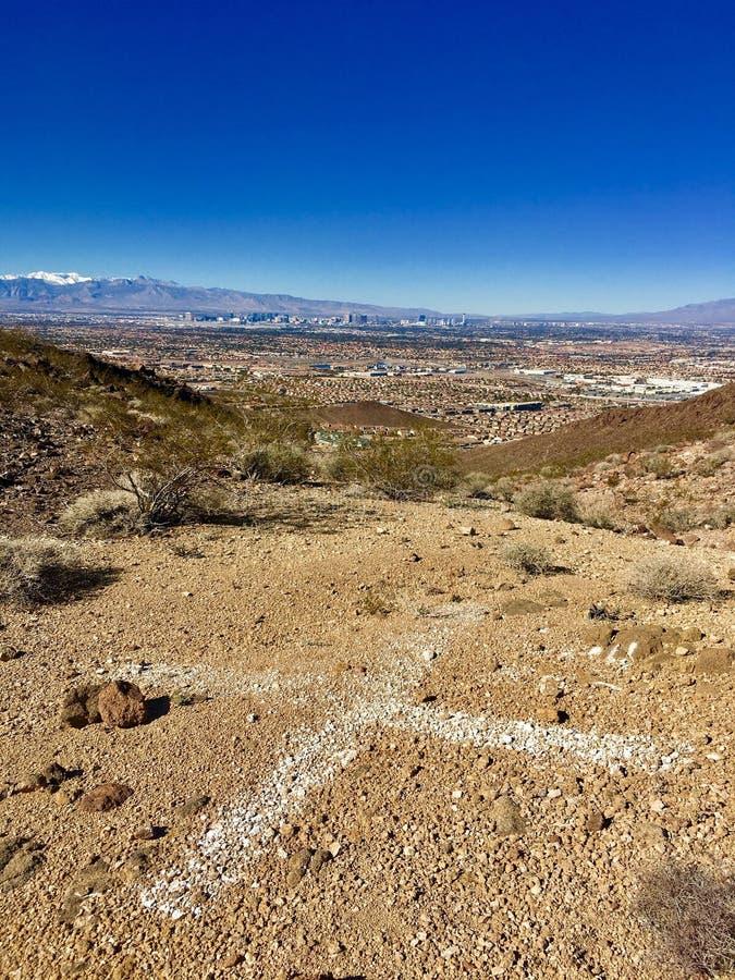 Nevada Nature imagens de stock