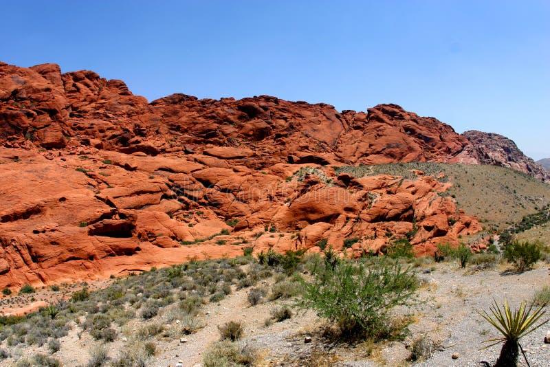 Nevada sceniczny desert zdjęcia royalty free